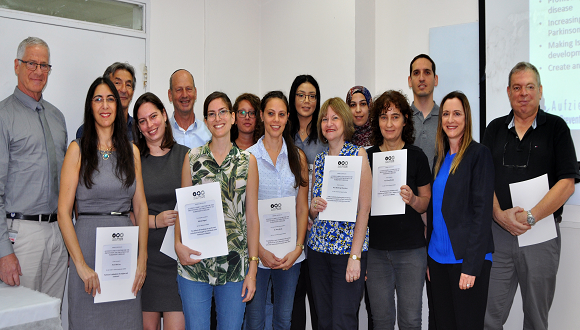 Awardees of the Aufzien Center grants, MSc and Post-doctoral Scholarships