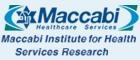 logo for Maccabi Institute for Health Services