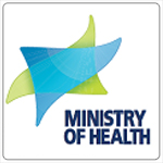 logo for Ministry of Health