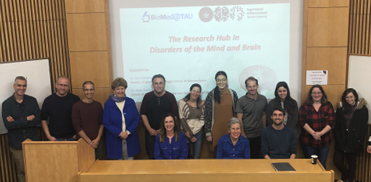 Research Hub Group Photo