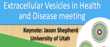 extracellular vesicles health and disease meeting