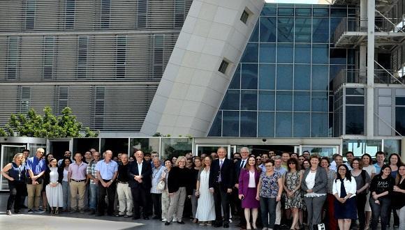 Group Photo Parkinson's Disease International Conference