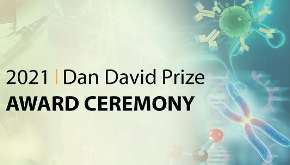 Dan David Prize Award Ceremony 2021