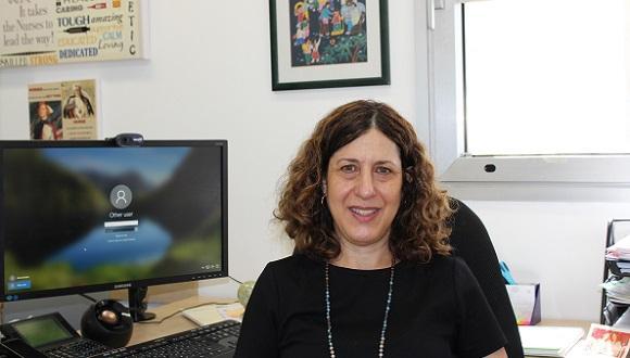 Prof. Sivia Barnoy promoted to Full Professor