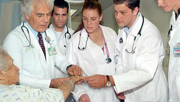 Clinical students