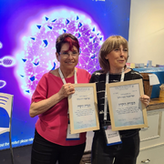 Prof Ruth Shalgi awarded Lifetime Achievement Award from Israeli Society for Fertility Research