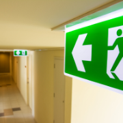 Evacuation and emergency exits