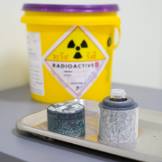 Radiation worker and monitor exposure